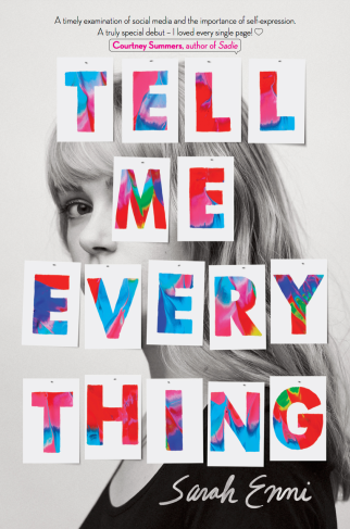 Image result for tell me everything sarah enni